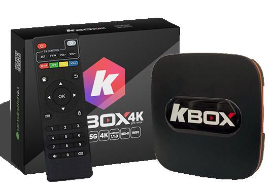Leve + 1 KboxTV com desconto de R$ 100,00