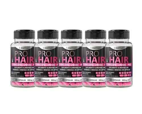 Kit Caps 5 potes - Grow Hair