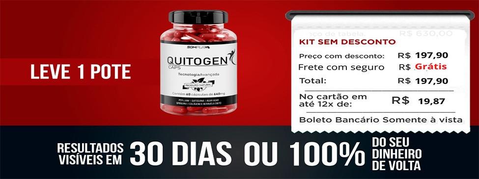 Quitogen Caps
