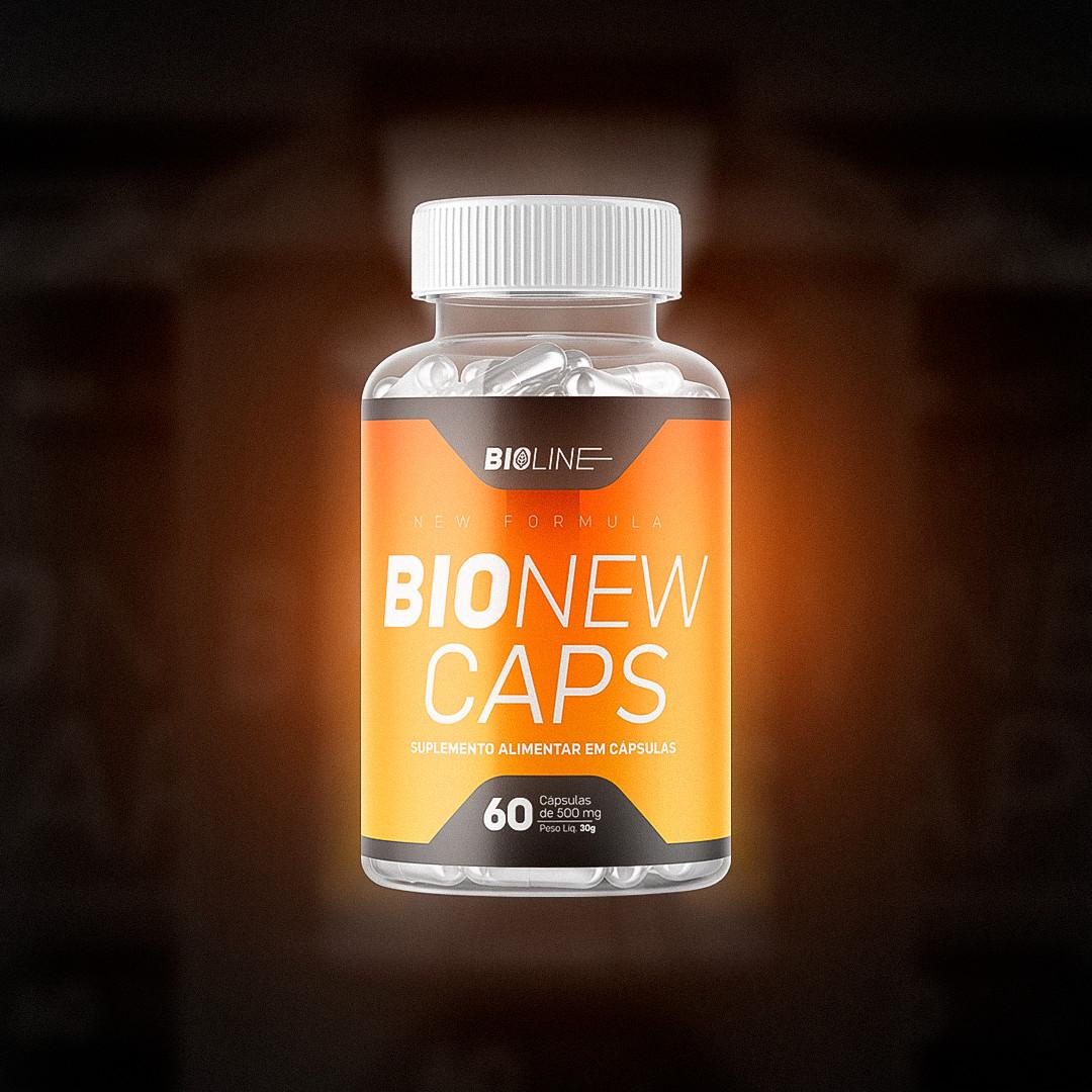 Bionew Caps - 1 Pote