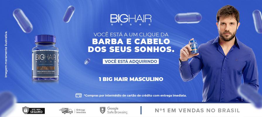 Big Hair Masculino