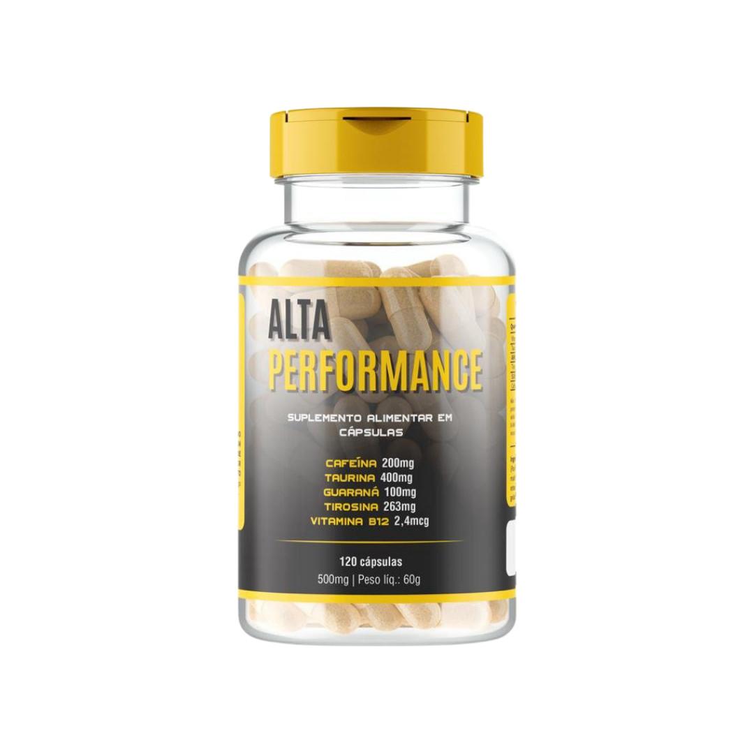 +1 Alta Performance