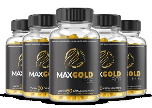 5 Potes Max Gold Fios