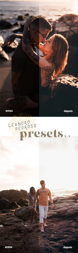 LEANDRO PEDROSO PRESETS V.1